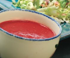 Raspberry Vinaigrette     Ingredients  3/4 c. olive oil  1/4 c. apple cider vinegar or raspberry vinegar  1 tsp. sea salt  2 Tbsp. raw honey  1 tsp. dried basil  1/2 c. fresh or frozen red raspberries  1/4 c. water  Directions    Place all ingredients in a blender and blend until desired consistency is reached.  Store extra dressing in the refrigerator for up to 2 weeks..