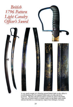 BRITISH-FRENCH-SWORDS-BATTLE-OF-WATERLOO-NEW-BOOK-FREE-WORLDWIDE-SHIPPING