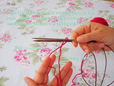 Heidi Bears: Judy's Magic Cast-On and Magic Loop Knitting: Tutorial 1