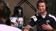 Spencer Linton and Jarom Jordan host our sports talk show.