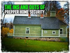"There is a difference between home security and home defense. Security involves preventative actions you would take to reduce or to deter action by others and of course defense is reacting once a threat presents itself. The title ""ins and outs"" is named thus, because you have to think about keeping others from coming in … Continue reading »"