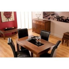 Nevada Small Dining Table Set With 4 Henley Dining Chairs Small Dining Table Set, Contemporary Dining Sets, Nevada, Office Desk, Dining Chairs, Furniture, Home Decor, Collection, Desk Office