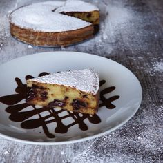 Italian Chocolate Ricotta Cake Recipe is one of the most MOIST cakes you will ever eat!