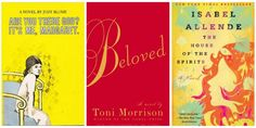 Consider this your life's library: 50 Books Every Woman Should Read Before She Turns 40