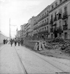 Fortificaciones en c/ Blasco Ibáñez (1)