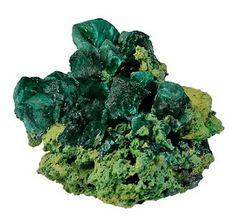 Healing Properties of Malachite