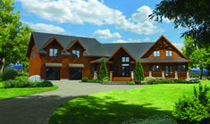 See the top Timber Block homes 3000 square feet and up, in Classic, Contemporary and Craftsman style. Plus...get direct links to our homes 1000-1500 sq. ft., 1500-2000 sq. ft, 2000-2500 sq. ft. and 2500-3000 sq. ft. #timberblock #floorplans #homeplans #homedesign Cabin Homes, Log Homes, Engineered Wood, House In The Woods, Craftsman Style, House Floor Plans, Square Feet, My Dream Home, Custom Homes