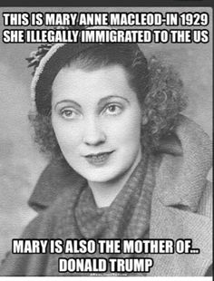 His wife was also illegal, yet Trump hates illegals <<< well, Donald hates women, so. Satire, Religion, Humor, In This World, Fun Facts, Shit Happens, Sayings, Thoughts, Truths