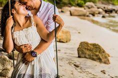 Um casal apaixonado e apaixonante, um casal extrovertido e divertido, um casal intenso e verdadeiro…Este casal?! Débora & Gustavo!!!Quem os conhece simples