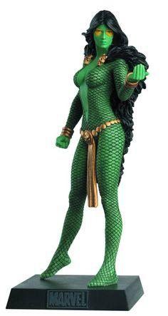 Gamora: Gamora - Classic Marvel Figurine Collection 189