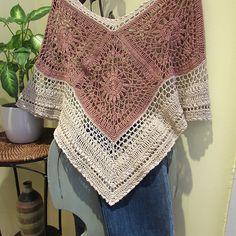 Ravelry: Newport Beach Linen Poncho pattern by Two Stix Studios crochet