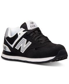 New Balance Women's 574 Casual Sneakers from Finish Line - Finish Line Athletic Shoes - Shoes - Macy's