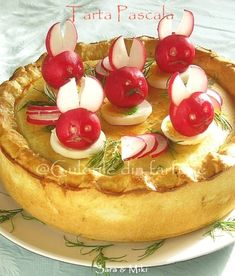 » Tarta PascalaCulorile din Farfurie Romanian Desserts, Pasta Dishes, Sweet Treats, Food And Drink, Sweets, Baking, Breakfast, Recipes, Wedding Dreams