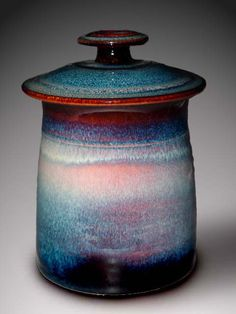 By Dunnmorr Studio, a Pennsylvania husband and wife pottery pair.