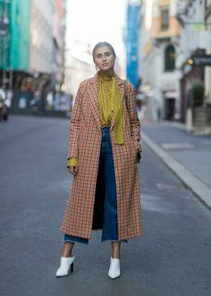 Sokak Stili: 2018 İlkbahar Oslo Moda Haftası