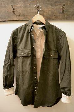 Wardrobe essentials #henley