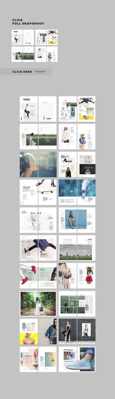 Trendy Ideas For Fashion Editorial Design Layout Colour Portfolio Design, Mise En Page Portfolio, Fashion Portfolio, Portfolio Covers, Portfolio Layout, Design Brochure, Brochure Layout, Booklet Design Layout, Layout Book