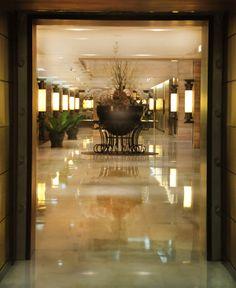 Lobby Royal Ambarrukmo Yogyakarta