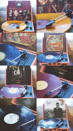 Panic! At The Disco - vinyl discography by itsbrittanybutler.tumblr.com 1. A Fever You Can't Sweat Out (2005) 2. Pretty. Odd. (2008) 3. Vices & Virtues (2011) 4. Too Weird To Live, Too Rare To Die! (2013)