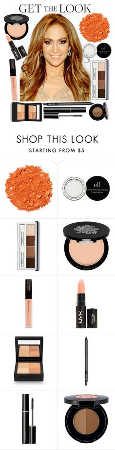 """""""JLO Makeup Look"""" by stephanieroy ❤ liked on Polyvore featuring beauty, Jennifer Lopez, Illamasqua, Clinique, Rouge Bunny Rouge, Isadora, Givenchy, Gucci, SUQQU and Anastasia"""