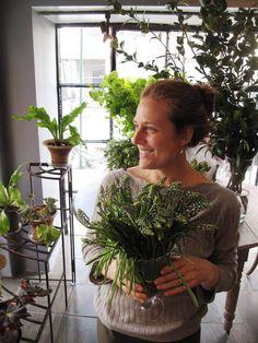 Meet Ariella Chezar of Ariella Chezar Design from Debra Prinzing of Slow Flowers