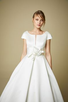 Jesus Peiro wedding dresses - cool, contemporary, modern wedding dresses at Miss Bush, the leading luxury bridal boutique in Surrey