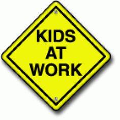 Kids at Work door Accent