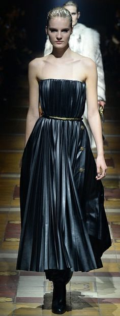 Lanvin RTW Collection Fall 2014