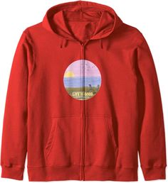 Amazon.com: Life Is Really Good Summer Beach Vacation Graphic Zip Hoodie : Clothing, Shoes & Jewelry Christmas Store, Christmas Shopping, Hoodies, Sweatshirts, Zip Hoodie, Summer Beach, Fashion Brands, Hooded Jacket, Beach Outfits