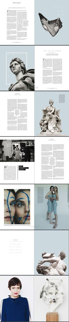 Lone Wolf Magazine, Volume 12 Layout Design | Graphic Design | Magazine Layout: