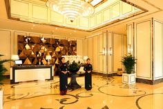 Luxury establishment with quality service, tourists love the buffet at the Nineteen restaurant. The large buffet has everything on it you could possibly want from just about any culture, Chinese, Vietnamese, Scandinavian, British, American, German, Japanese, etc...