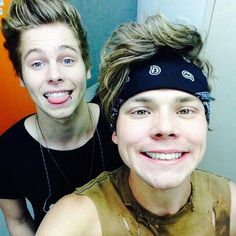 Love These Guys So Much Don't Know What I Would Do Without Them Never Change For Anyone Because Your Amazing Just The Way You Are !!!!!