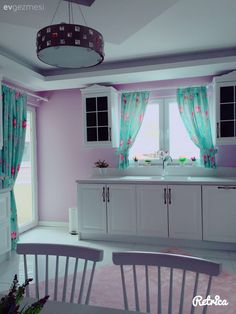 How to Shop For Kitchen Curtains - Life ideas Kitchen Curtains, Home Crafts, Decoration, Home Goods, Vanity, House Design, Interior Design, Room, Shopping
