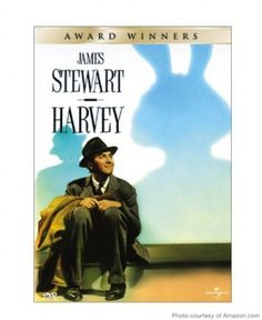 Harvey, Not Rated, 104 minutes  Kids will love getting into classic film with this 1950 treasure, starring James Stewart.