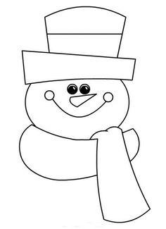 253 En Iyi Yılbaşı Sapka Görüntüsü 2019 Crafts Snowman Ve Crafts