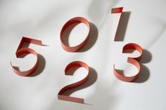 New Cost-Free metal House Numbers Thoughts Home owners will not continually consider the house numbers visibility. Along with what number of understand t. Environmental Graphic Design, Environmental Graphics, Wayfinding Signage, Signage Design, Metal House Numbers, Old Logo, Types Of Lettering, Visual Identity, Identity Branding