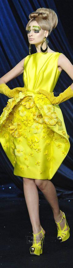 Sunny lemon styling