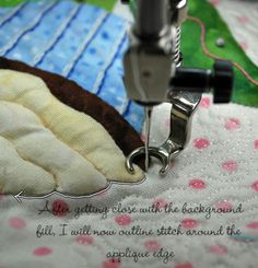 I Machine Quilt Hand Applique Machine Quilting Patterns, Longarm Quilting, Free Motion Quilting, Quilting Tips, Quilting Tutorials, Hand Quilting, Quilting Designs, Patchwork Quilting, Hand Applique