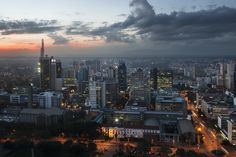Downtown Nairobi | As I've mentioned in my last post, yester… | Flickr