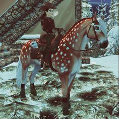 Star Stable, Giraffe, Horses, Game, Wall Art, Stars, Animals, Felt Giraffe, Animales