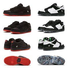 "f78b9141200eb4 Sneaker Bar Detroit on Instagram  ""Better Jeff Staple x Nike SB Dunk Low  "" Black Pigeon"" or ""Panda Pigeon"" 🤔  SNEAKERBARDETROIT"""