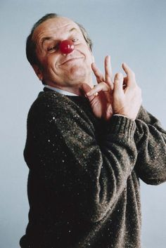 Jack Nicholson...I love Jack....Bucket List, Somethings Gotta Give two of my fans
