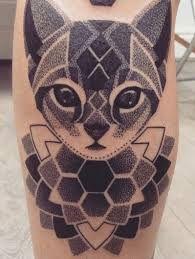 Bildergebnis für cat tattoo
