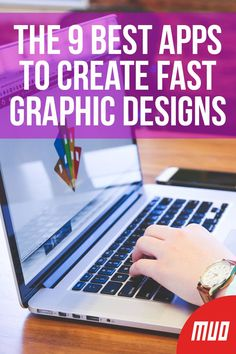 The 9 Best Apps to Create Fast Graphic Designs - - Adding visual elements to your written content doesn't have to be a drag. Here are the best apps to create fast graphic designs. Poster Design Software, Free Graphic Design Software, Sports Graphic Design, Graphic Design Tips, David Carson Design, Interaction Design, Microsoft Excel, Design Web, Mac Os