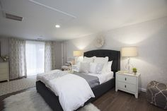 Rachel and Anthony's MASTER BEDROOM REVEAL |  Buying & Selling
