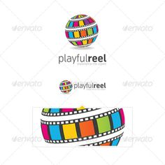 VECTOR DOWNLOAD (.ai, .psd) :: http://jquery-css.de/pinterest-itmid-1003272268i.html ... Playfulreel Logo ...  blue, circle, colorful, creative, gray, green, logo, movie, orange, pink, play, playful, playfulreel, professional, reel, round, scene, sphere, violet, yellow  ... Vectors Graphics Design Illustration Isolated Vector Templates Textures Stock Business Realistic eCommerce Wordpress Infographics Element Print Webdesign ... DOWNLOAD…