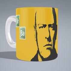 Breaking Bad Hank Mug