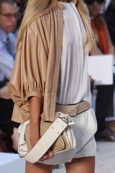 Love the jacket - Chloe S/S 2012