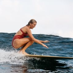 Surf swimwear for women - 8 of the best women's surf swimwear brands for stylish and functional surf suits, bikinis, rash guards and wetsuits. Skater Girl Style, Skater Girl Outfits, Skater Girls, Satin Skater Dress, Skater Dresses, Womens Surf Brands, Surf Trip, Swimwear Brands, Surf Girls