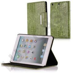 Raptor iPad Mini Lærdeksel - FlipStand (Grønn)